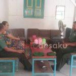Meningkatkan Silaturahmi bersama Keluarga Perwira Tinggi Wilayah Kecamatan Kota