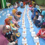 Yayasan Bina Mahdani Fundasion Buka Besama masyarakat Krocok