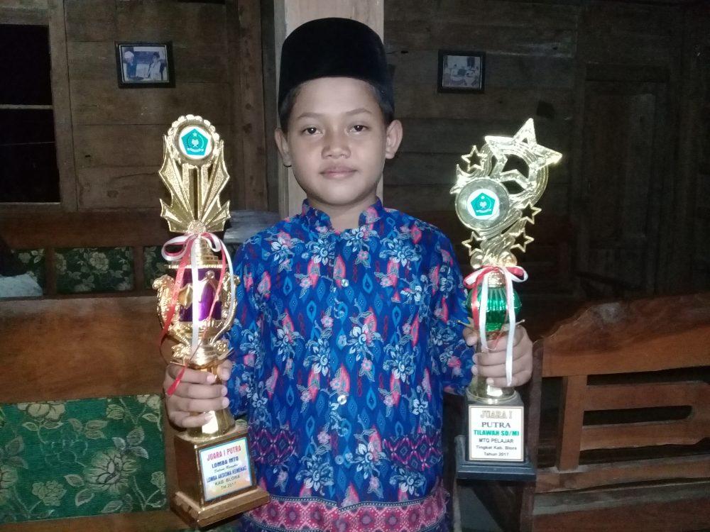 Photo of Najih Muhammad Siswa Berprestasi Di Zaman Now