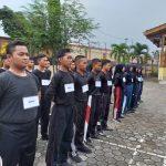Delegasi Racana IAIN Purwokerto Ikuti Pemusatan Latihan Raimuna Wilayah