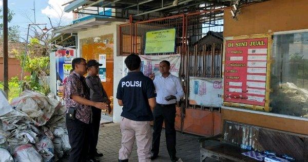 Maling satroni Dua toko di Jakenan, Kerugian Mencapai Ratusan Juta