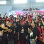 Ribuan Massa Hadiri Deklarasi S'JATOS Di Kartasura