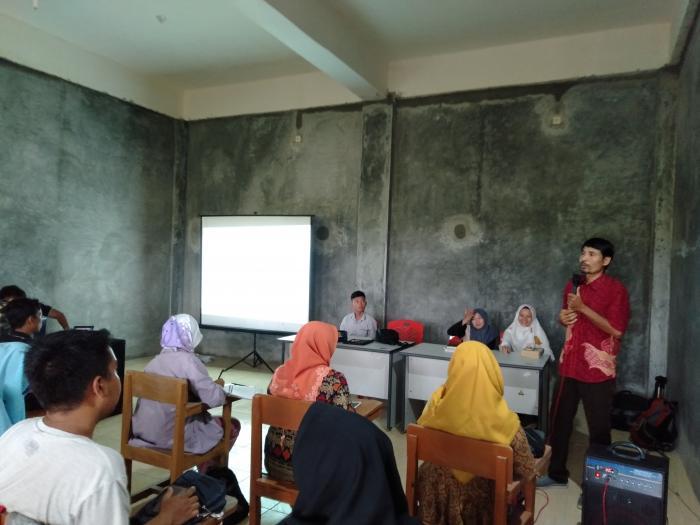 Isi Ramadhan, Mahasiswa STIBI Syekh Jangkung Gelar Workshop Membuat Film
