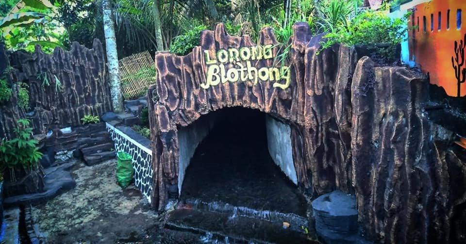 Menengok Lorong Blothong di Dusun Jengkonang Desa Kalibagor