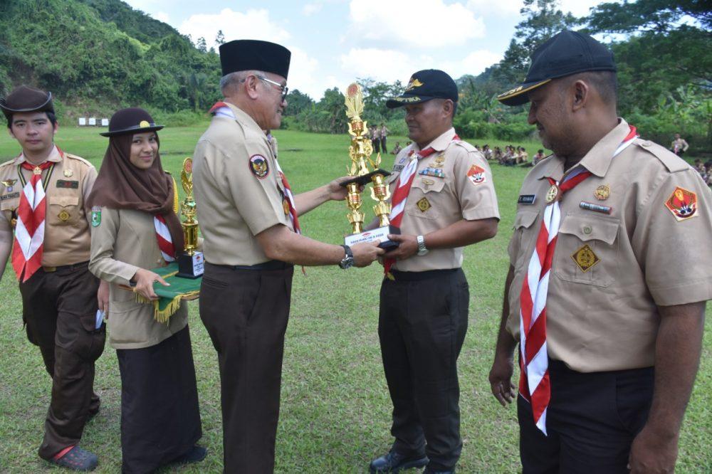 Photo of Haru Dan Bangga  Sabet Juara Umum Swk Kodim 0913/PPU Di Persami Terpusat Tingkat Daerah Kaltim-Kaltara