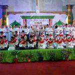 72 Siswa SD NU Master Sokaraja Ikuti Haflah Khotmil Quran