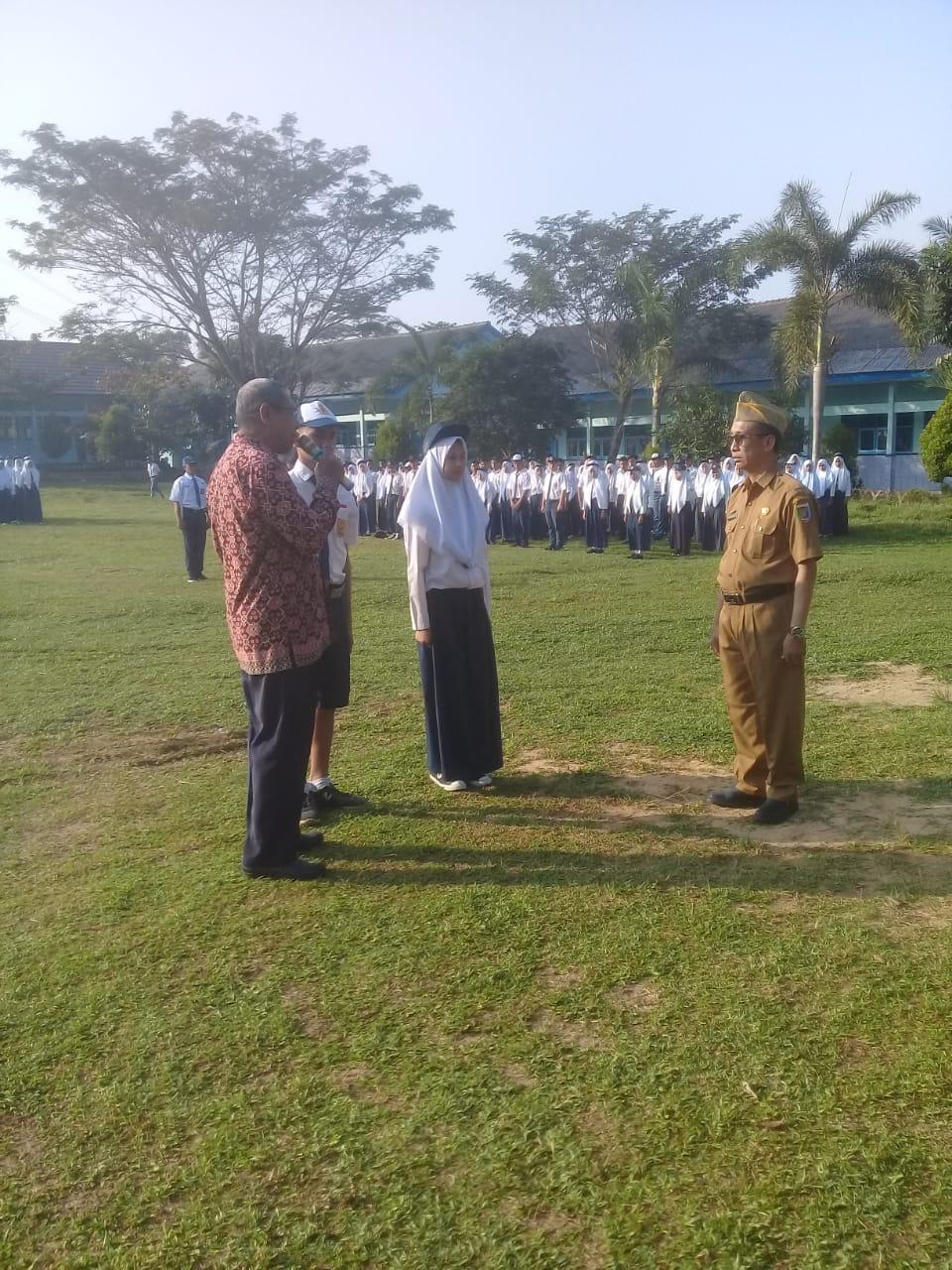Photo of SMA Negeri 1 Sidomulyo Berikan PLS Bagi Siswa-Siwi Baru