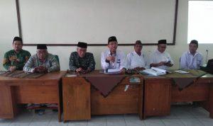 PCNU Pati Gelar Rapat Koordinasi Dengan Para Pengurus dan Banom