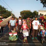 Kami Hadir Untuk Rakyat, Bersama Rakyat TNI kuat