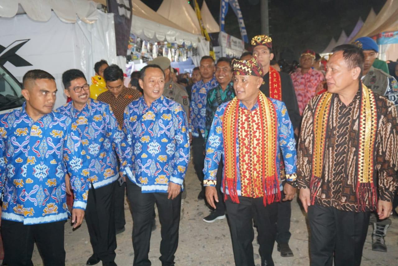 Photo of Ketua DPRD Hendry Rosyadi Pantau Stand LSF