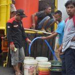 Lazisnu Cilongok Salurkan Bantuan Air Bersih Ke Desa Panusupan