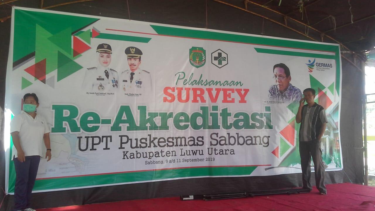 Photo of Besok Puskesmas Sabbang Kedatangan Tim Surveyor Re Akreditasi