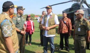 Cari Solusi Bencana Di Wilayah Kendeng, Kepala BNPB Kunjungi Pati