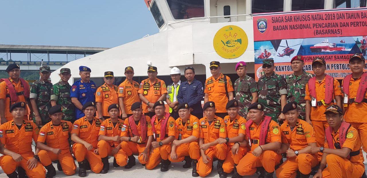 Photo of Pengamanan Nataru 2020 Basarnas Terjunkan 3 Unit Kapal Dan Satu Pesawat Helikopter