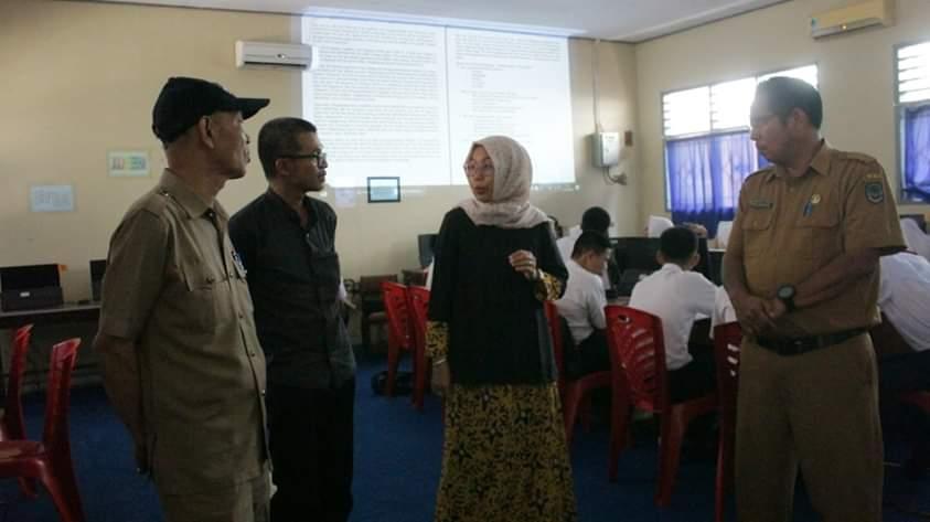 Photo of Komisioner KPU Provinsi melakukan Supervisi dan Monitoring Perekrutan PPK