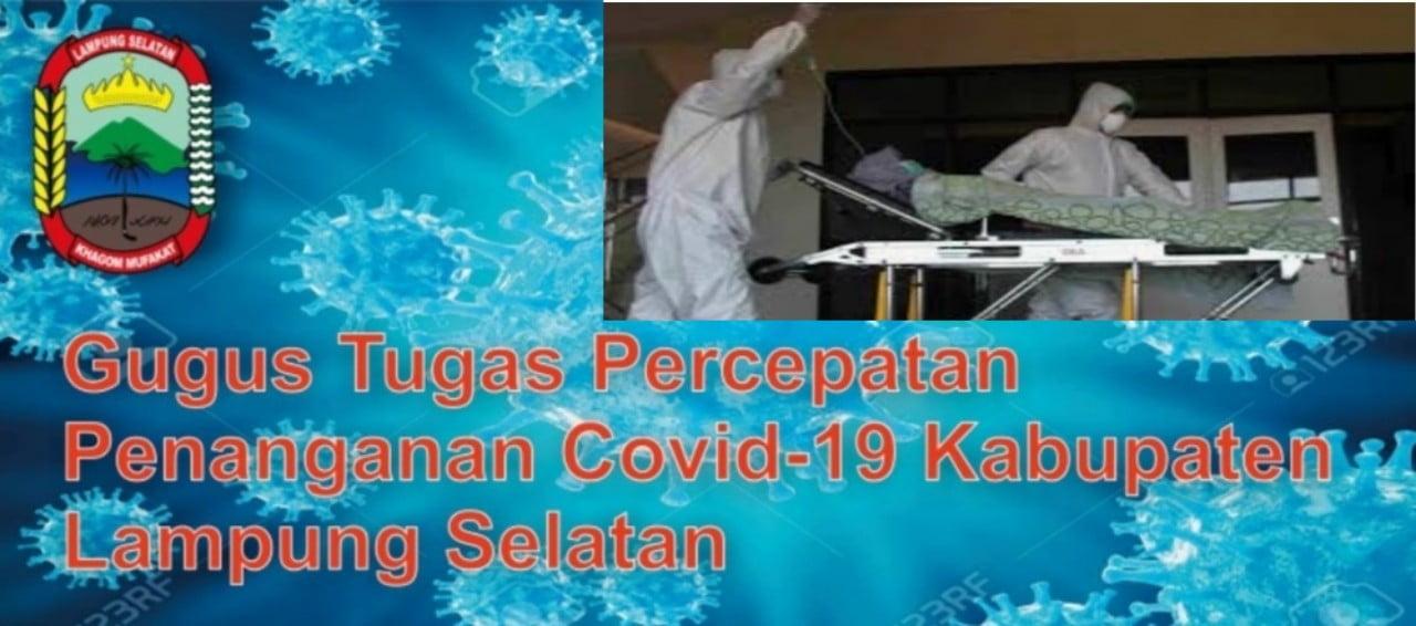 Photo of Lampung Selatan Bertambah 1 Kasus Positif Covid-19