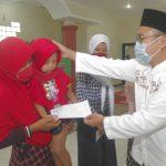 IPMAFA Pati Beri Santunan Anak Yatim dan Dhuafa DiSekitar Kampus
