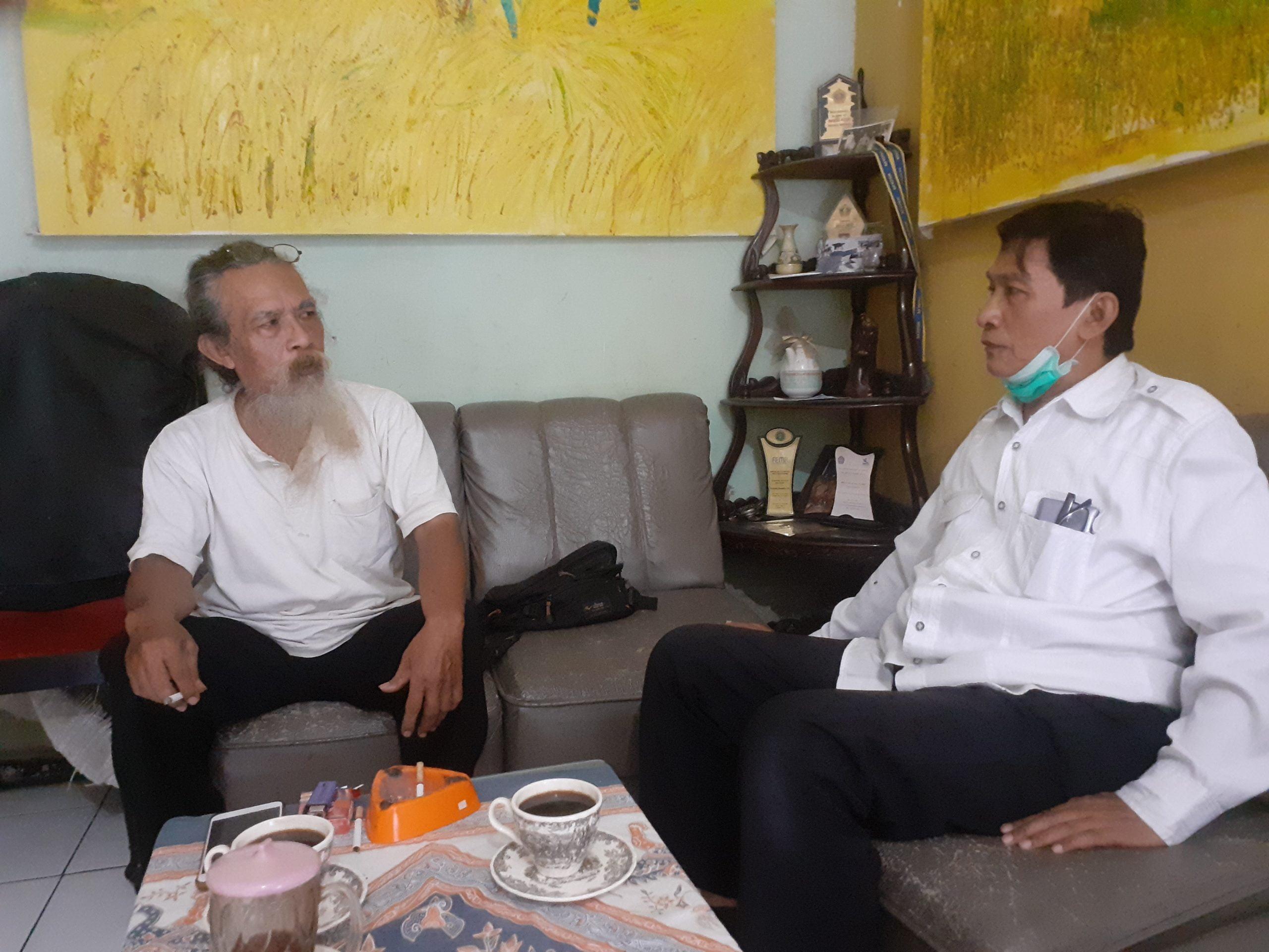 Photo of Percakapan Dua Penghayat Sosrokartono: Menggembala Waktu dan Keadaan