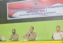 Photo of Pelatihan Akuntasi Upaya Dindagkop Blora Dalam Pemulihan Koperasi Akibat Covid-19