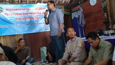 Photo of Paguyuban BPD Resmi Dibentuk Sebagai Wadah Perjuangan Pembangunan Desa
