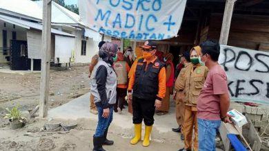 Photo of Bupati, Ketua DPRD Lutra, Kunjungi Warga Dampak Banjir Bandang Sungai Benuang
