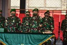 Photo of Kasad Pimpin Serah Terima jabatan  Pangdam VI/Mulawarman di Mabesad