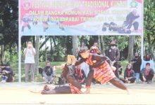Photo of Kodim 1002/Barabai Gelar Festival Bela Diri Tradisional Kuntau, Lestarikan Kearifan Lokal
