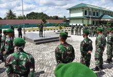 Photo of Danrem 091/ASN Latihkan Alarm Setelling, Siapkan Prajurit 611/Awang Long Berangkat Satgas Pamtas Papua