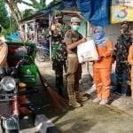 Sinergi Unsur-Unsur TNI Di Wilayah PPU Berbagi Untuk Masyarakat di Masa Pandemi