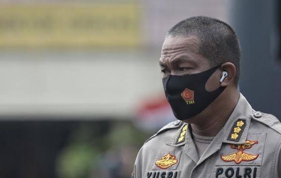Polda Metrojaya Siagakan 9.346 Personel Antisipasi Demo Buruh Di Gedung DPR