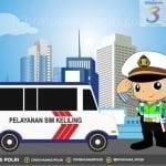Inilah Lima Lokasi Layanan SIM Di Jakarta Hari Ini