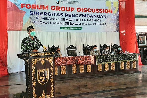 Rembang Bakal Jadi Kota fesyen dan Lasem Kota Pusaka April Mendatang
