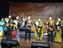 Ozan dan Aidha Juara Duta Genre Banyumas 2021