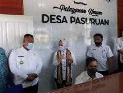 Kadis PMDT Provinsi Lampung Apresiasi Kampung Literasi di Desa Pasuruan