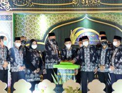 Musabaqah Tilawatil Qur'an (MTQ) ke-42 Tingkat Provinsi Kaltim Dihadiri Danrem 091/ASN