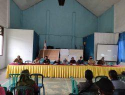 Babinsa Kota Bangun Harapkan BUMDES Bisa Meningkatkan Kesejahteraan Warga Desa