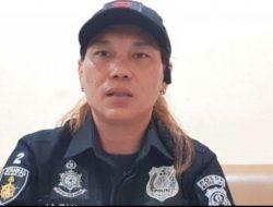 Aiptu Jacklyn Choppers Beri Ucapan Media Group Siber Lounching Live PATI JUJUR