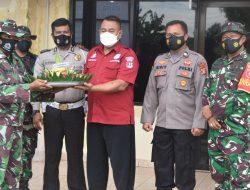 HUT Bhayangkara Ke- 75, Dandim 0904/Paser Ucapkan Selamat: Sinergitas TNI – Polri Selalu Kompak Dan Terus Terjaga