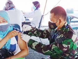RSAU dr. Siswanto Lanud Adi Soemarmo Kembali Kerahkan Nakes Bantu Serbuan Vaksinasi Covid-19