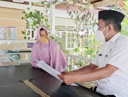 Imran Djaddung: Lurah Marobo Sosialisasikan PPKM Mikro, Patuhki' Prokes